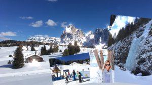 CharismaLook_Wintermode_Skifahren_Winterwandern_Seiseralm_Dolomiten